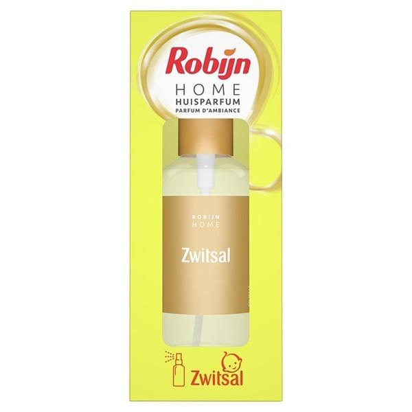 Robijn Huisspray Zwitsal 250 ml
