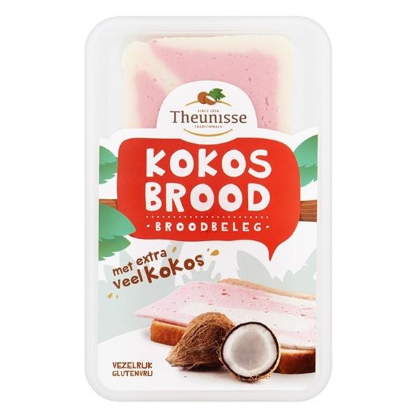 Theunisse Kokosbrood original 275 gram