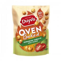 Duyvis Oven baked borrelnootjes sundried tomato & herbs 175 gram