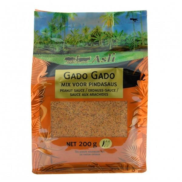Asli Gado Gado mix voor pindasaus 200 gram