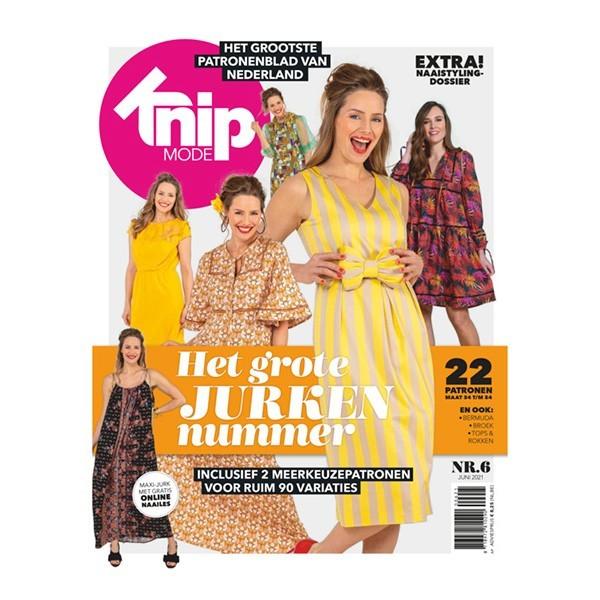 Tijdschrift -Knip mode-