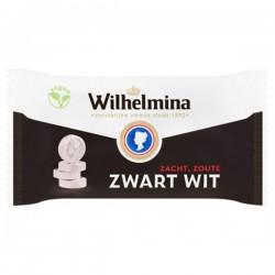 Wilhelmina Zwart-wit rollen 3-pak