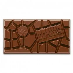 Tony's Chocolonely puur-chocoladekoek-citroen-karamel chocolade reep 180 gram