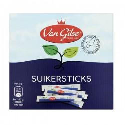 Van Gilse Suiker sticks 250 gram