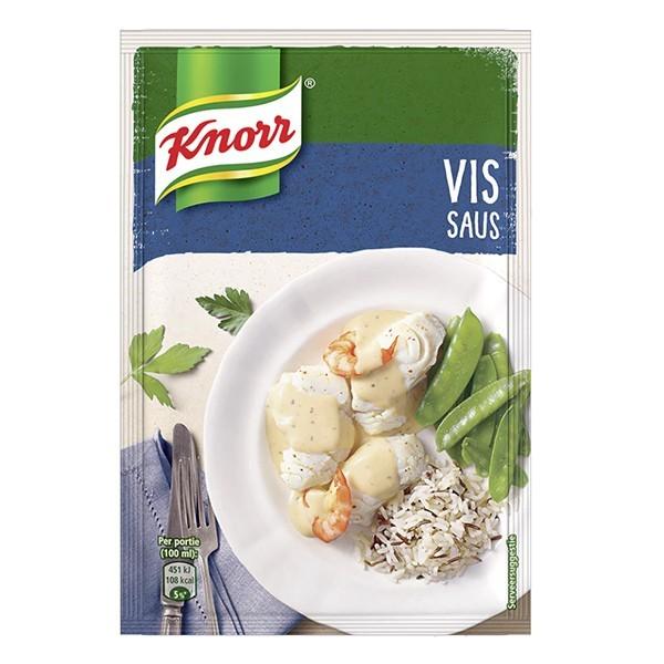 Knorr saus Vis