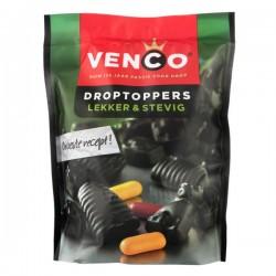 Venco Droptoppers Lekker & Stevig 270 gram