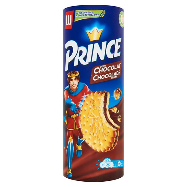 Prince chocolade pak 300 gram