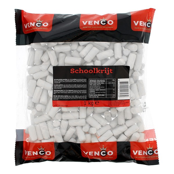 Venco Schoolkrijt 1 kilo