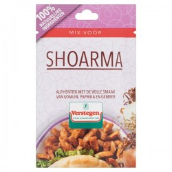 Verstegen Mix voor Shoarma zakje 30 gram