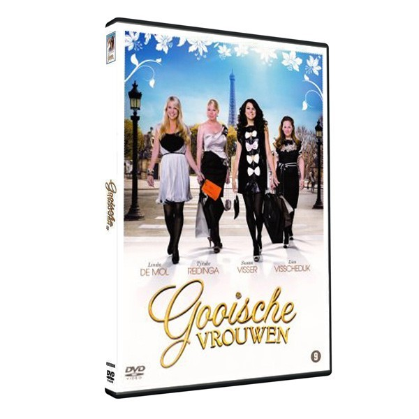 """DVD """" Gooische vrouwen """""""
