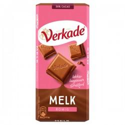 Verkade chocolade reep Melk 111 gram