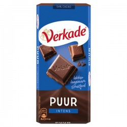 Verkade chocolade reep...