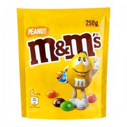 M&M's Pinda chocolade 250 gram