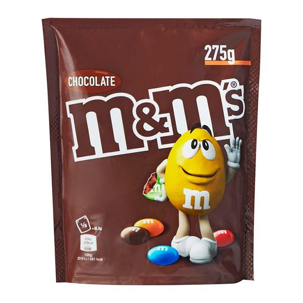 M&M's chocolade 275 gram