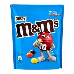 M&M's crispy 213 gram