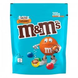 M&M's salted caramel 200 gram