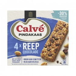 Calvé Pindakaas reep...