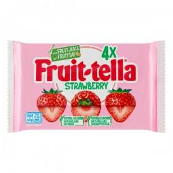 Fruittella Aardbei 4-pak