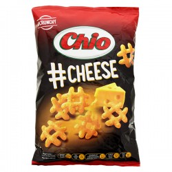 Chio Hashtag cheese 80 gram