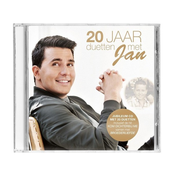CD Jan Smit - 20 jaar duetten