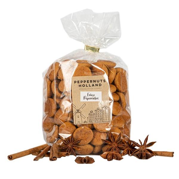 Peppernuts Friese pepernoten 250 gram