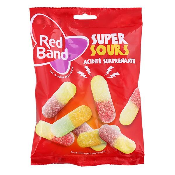 Red Band Zure bliksems 210 Gram