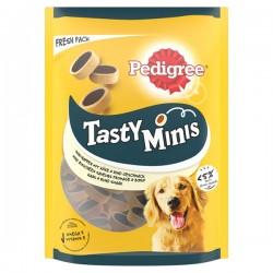 Pedigree Tasty mini's 140 gram
