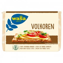 Wasa Knackebrod Volkoren 260 gram
