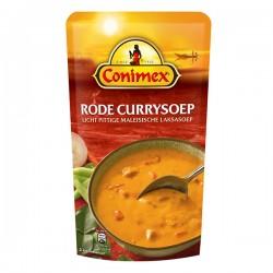 Conimex Rode Curry soep in zak