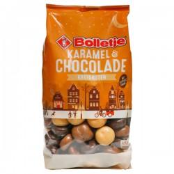 Bolletje Karamel & chocolade kruidnoten mix