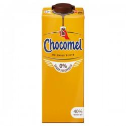 Chocomel 0% suiker toegevoegd 1 liter