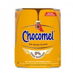 Chocomel 0% suiker 4 x 250 ml blikjes