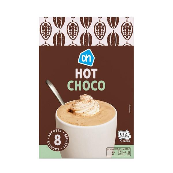 Albert Heijn Hot chocolate 8 stuks