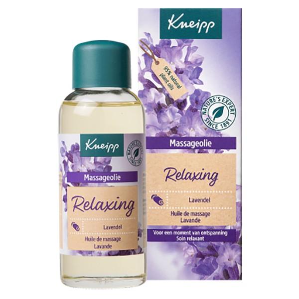 Kneipp Lavendel massage olie 100 ml