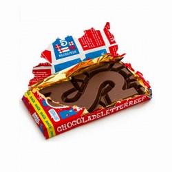 Tony's chocolonely chocolade letter Karamel-zeezout