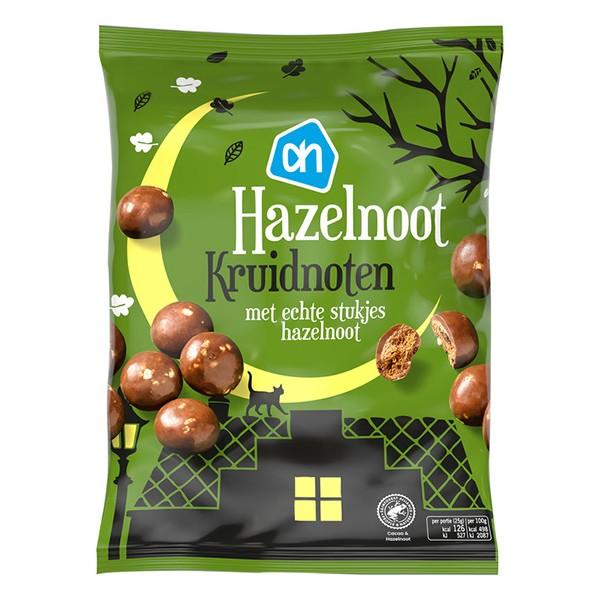 Albert Heijn Hazelnoot kruidnoten 200 gram