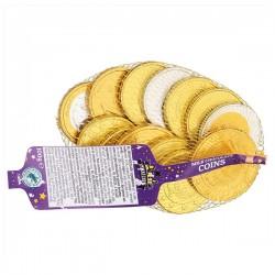 chocolade munten 100 gram