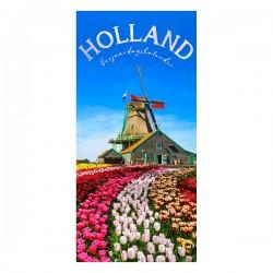 Holland Verjaardagskalender bollenveld