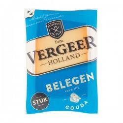 Vergeer Belegen kaas stuk 550 gram