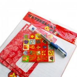 Sinterklaas Verlanglijstjes set