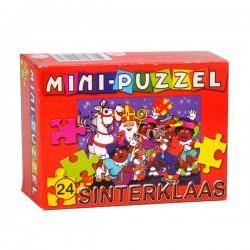 Sinterklaas Mini Puzzel assortie