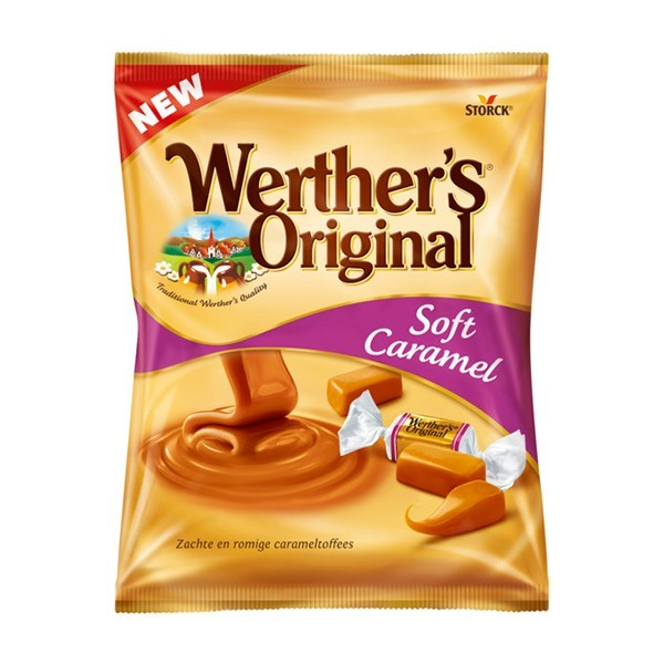 Werther's Original soft caramel 150 gram