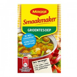 Maggi smaakmaker Groentesoep