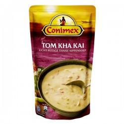Conimex Tom Kha Kai soep in zak 570 ml