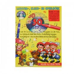 Luister Kleur en Speelboek met CD