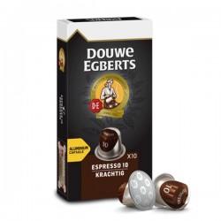 Douwe Egberts capsules Espresso krachtig 10 stuks