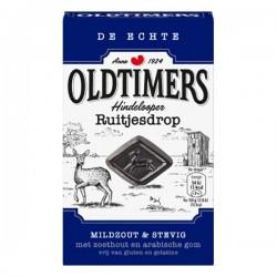 Oldtimers Hindelooper ruitjes 235 Gram
