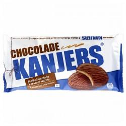 Kanjers Melk chocolade wafels 4x1 pak