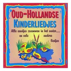 Oud-Hollands liedjesboekje - Rood