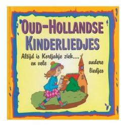 Oud-Hollands liedjesboekje - Geel